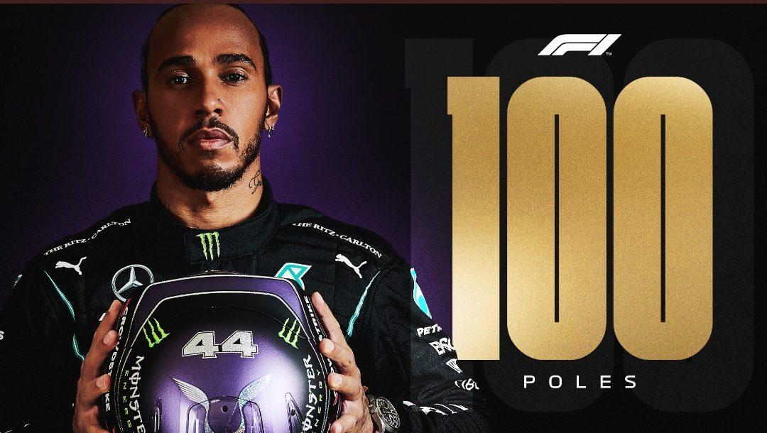 GP Ισπανίας: 100η pole για τον Sir Lewis!