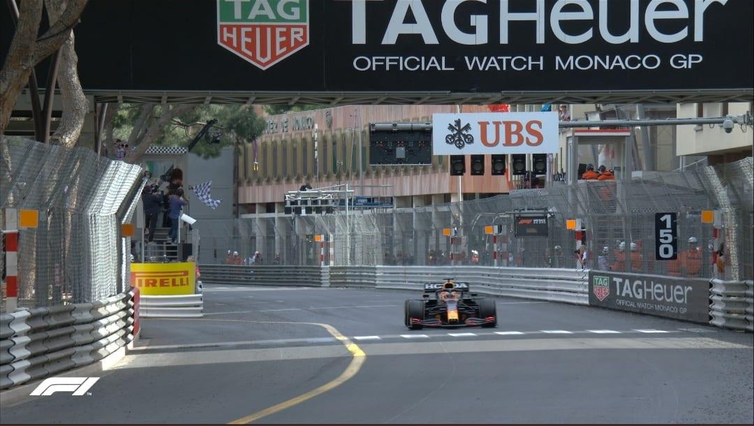 GP Μονακό: Νικητής ο Max Verstappen, πρωτοπόρος στο πρωτάθλημα!
