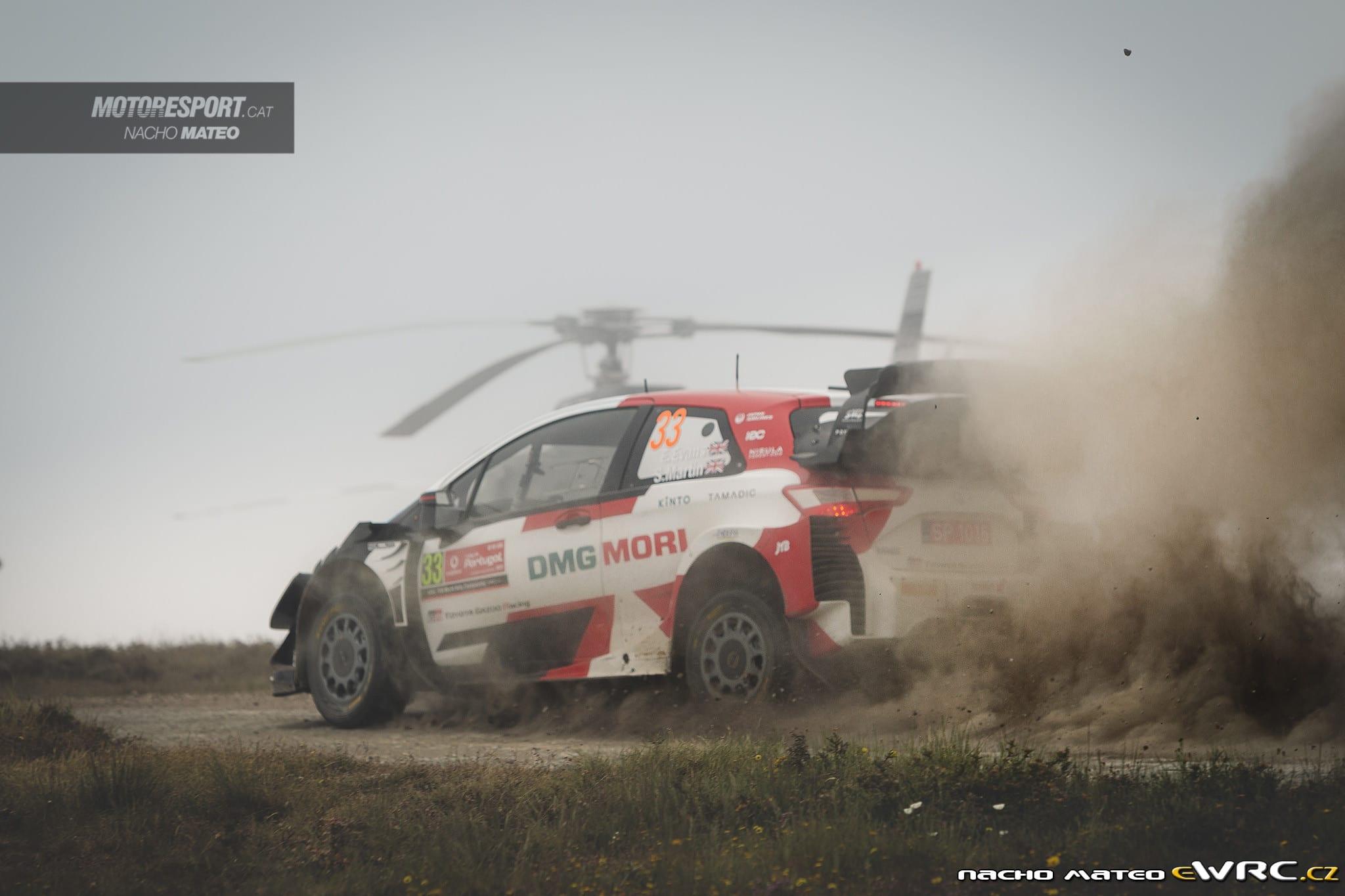 WRC 2021 : Νίκη για Evans - Martin στο Ράλλυ Πορτογαλίας