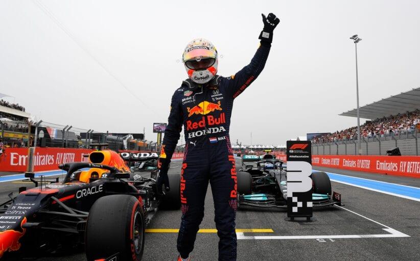 GP Γαλλίας: Επιβλητική pole για τον Verstappen!