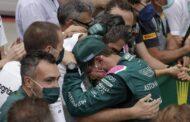 GP Ουγγαρίας - Update: Αποκλεισμός για τον Vettel, στη 2η θέση ο Hamilton, podium για τον Sainz!