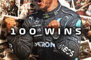 GP Ρωσίας: 100ή νίκη για τον θρυλικό Hamilton!