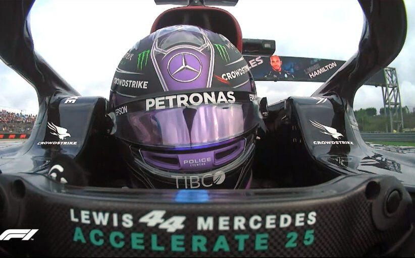 GP Τουρκίας: Επιβλητική pole για τον Lewis Hamilton!